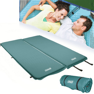 COLEMAN 4-IN-1 CAMPING MAT - SELF INFLATING