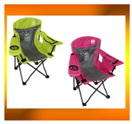COLEMAN FYREFLY KIDS CHAIRS - PINK AND LIME