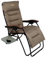 Oztrail Brampton padded chair