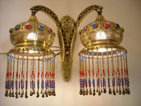 Moroccan Wall Lamp Sconce