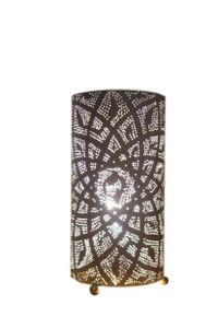 Moroccan Brass Table Lamp Lantern