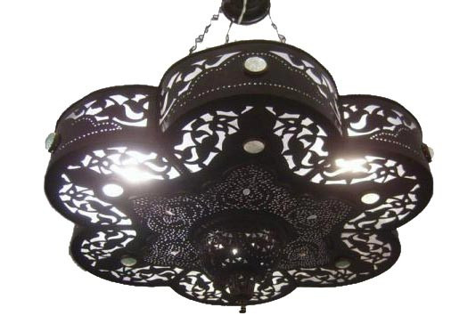 Moroccan Chandelier Lamp