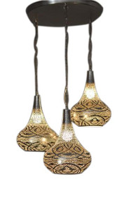 Modern Moroccan Hanging Lamps