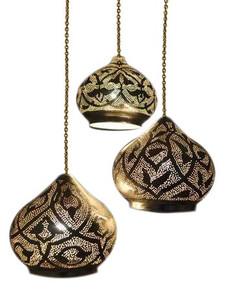 Moroccan Pendant Chandelier Lamp