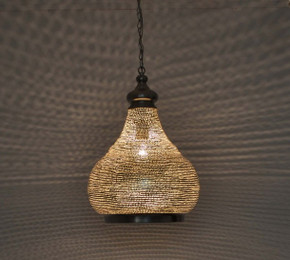 Moorish Hanging Lamp