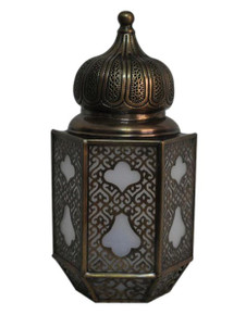 moroccan wall lamp