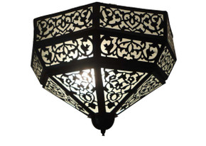 Black Moroccan Chandelier Light Fixtures