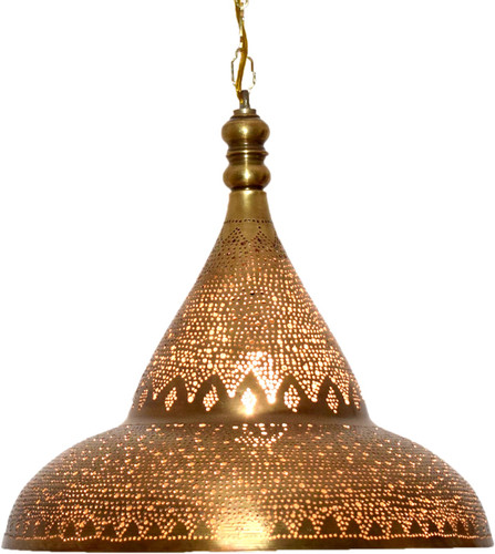 kitchen brass pendant light