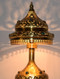 Traditional brass table lamps