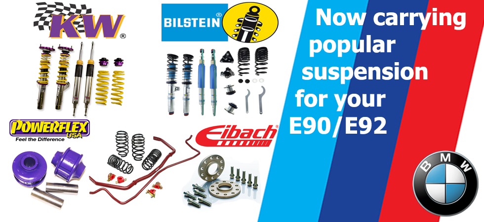 BMW Suspension Products