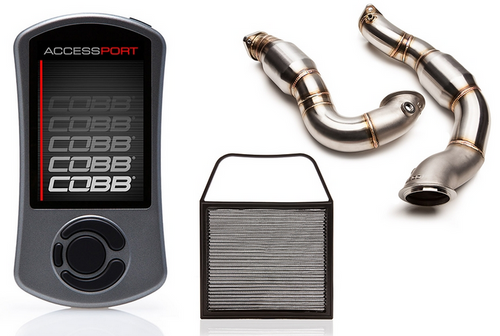 COBB BMW N54 Stage 2 Power Package with V3, 6B1X32