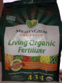 Mighty Grow Organic Fertilizer - 12 lbs