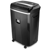 Aurora AU2025XA 20-Sheet Cross-Cut Paper / CD / Credit Card Shredder with Pull-Out Basket