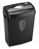 Aurora AU895XA 8-Sheet Cross-Cut ShredSafe Paper / Credit Card Shredder