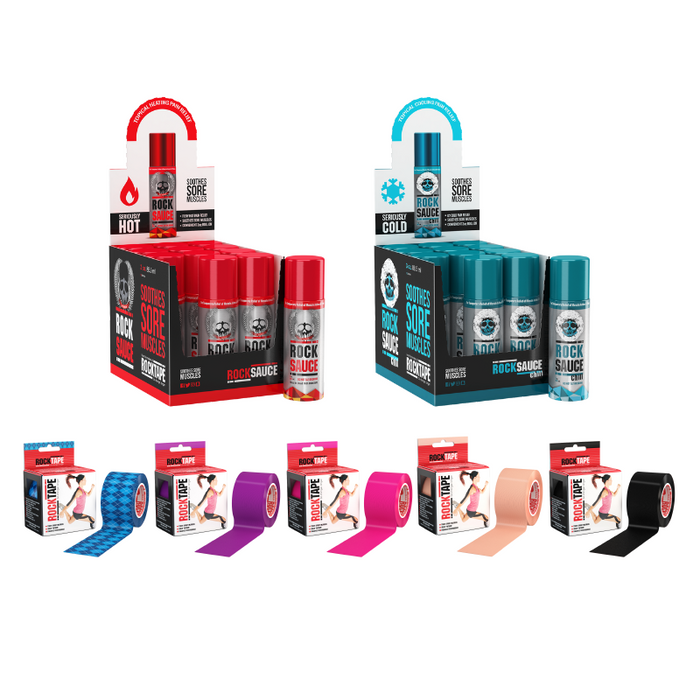AMP RockTape Product Bundle