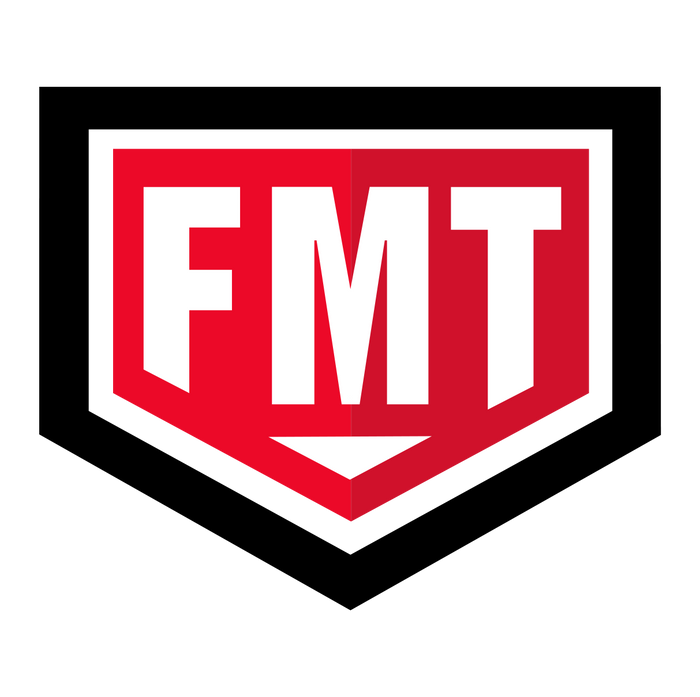 September 30/October 1  2017 -San Jose, CA - FMT Basic/FMT Performance SOLD OUT!!