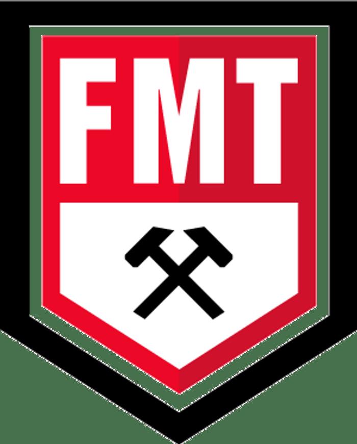 FMT Blades - November 4, 2017 - Portland, OR