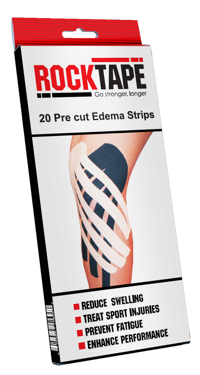 Precut Edema Strips - Black *