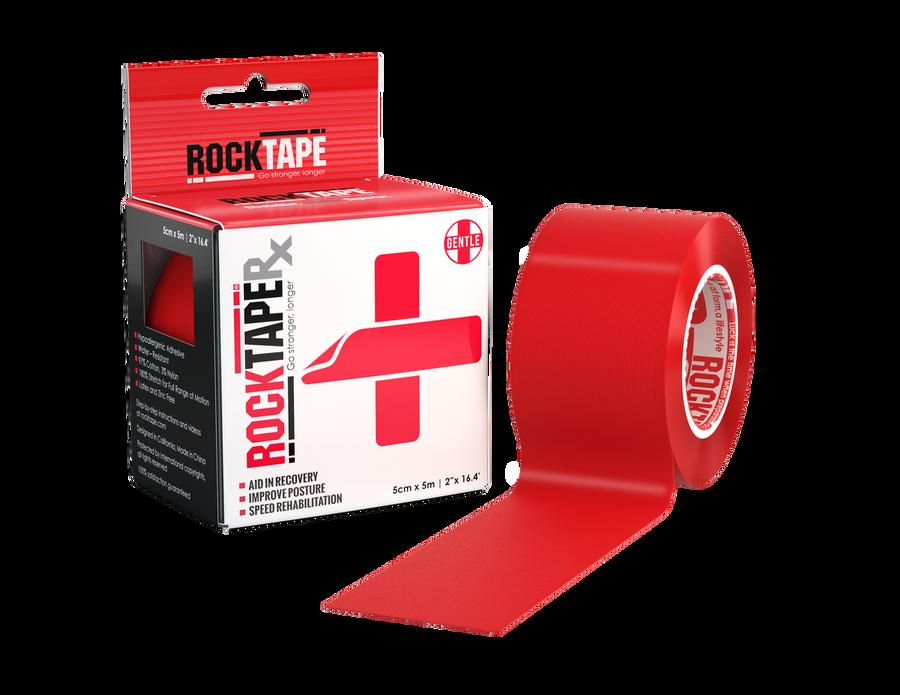 "2"" Red RockTapeRx *"