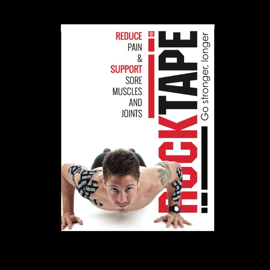 AMP RockTape Posters