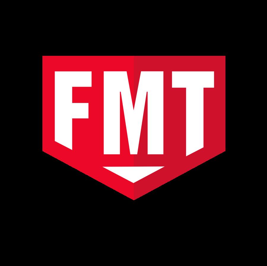 September 30/October 1  2017 -San Jose, CA - FMT Basic/FMT Performance SOLD OUT!!