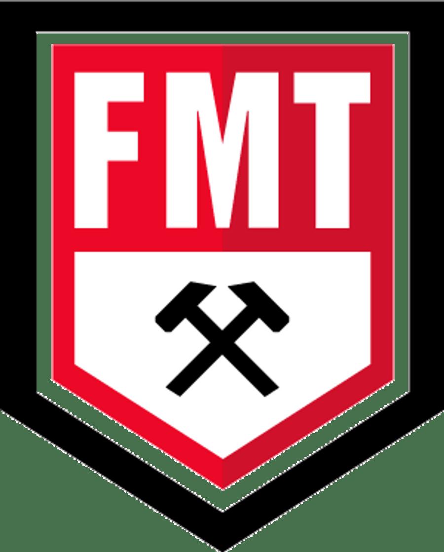 FMT Blades - September 16, 2017 - Hackensack, NJ