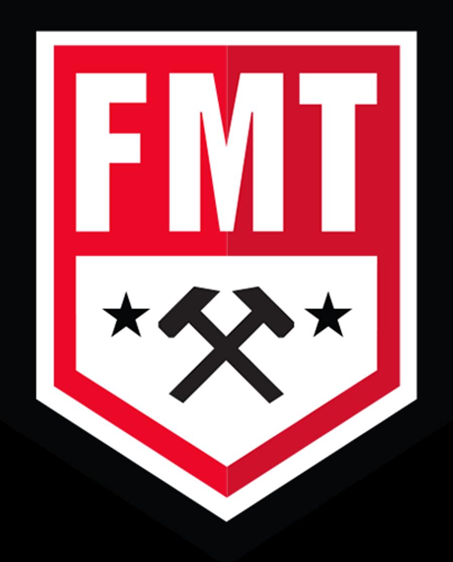 FMT Blades Advanced- November 5, 2017 -Portland, OR