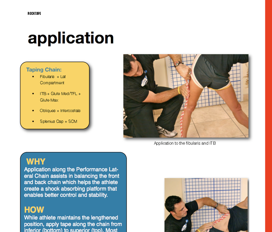 Power Taping Manual - 3rd Edition