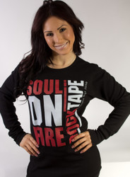 SOUL ON FIRE Long Sleeve Thermal