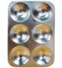 Art Alternative Aluminum 6 Well Paint Tray
