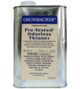 Grumbacher Pre-tested Odorless Thinner