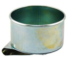 (HB1050-7) Single Tin Palette Cup