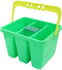 Holbein Green Plastic Brush Washer
