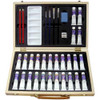 Reeves Oil Color Wooden Box