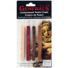 General's Compressed Pastel Chalk Set, Assorted