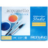 "Fabriano Watercolor Studio Pad, 10 x 14.5"" CP"