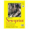 "Strathmore 300 Newsprint, 18 x 24"""