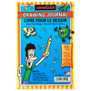 """General's How to Draw Cartoons Journal, 4 x 6"""""""