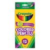 Crayola Color Pencil, Set of 12