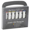 Da Vinci Paints Co Heavy Body Acrylic Set of 6, 21ml