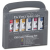Da Vinci Paints Co Professional Oil Set of 6, 21ml