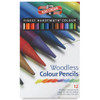 Koh-I-Noor Woodless Color Pencil Set of 12
