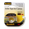 3M Artist Tape for Canvas 3/4""