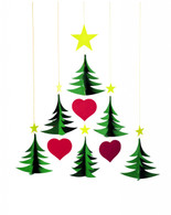 Flensted Christmas Tree 6 Mobile