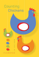 Flensted Counting Chickens Book
