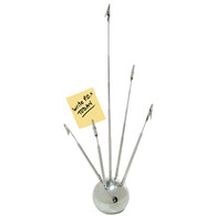 Kikkerland Sputnik Memo Holder