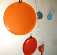 Leah Pellegrini Circles Large Mobile in Custom Colors
