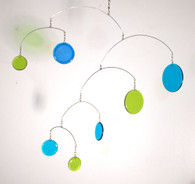 Leah Pellegrini Circles Small Mobile in Custom Colors