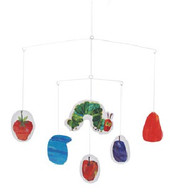 The Very Hungry Caterpillar Mobile