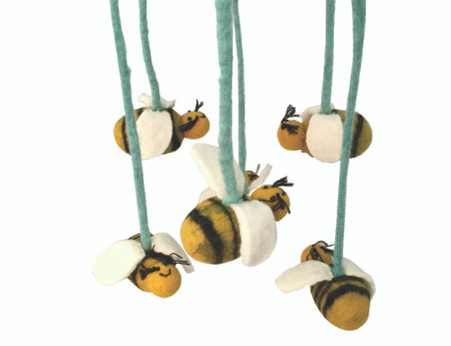 Papoose Buzzy Bees Mobile